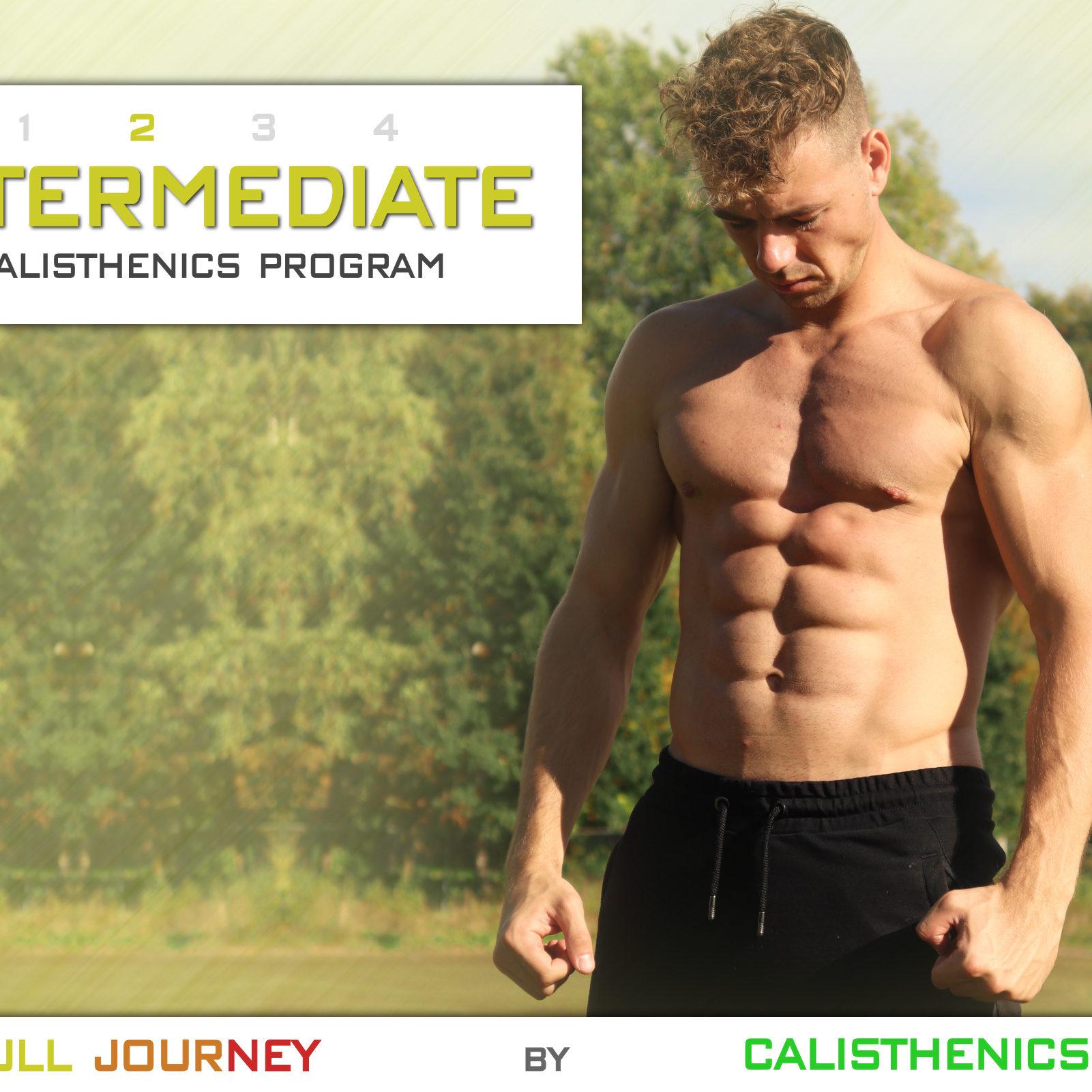 Calisthenics for Intermediate