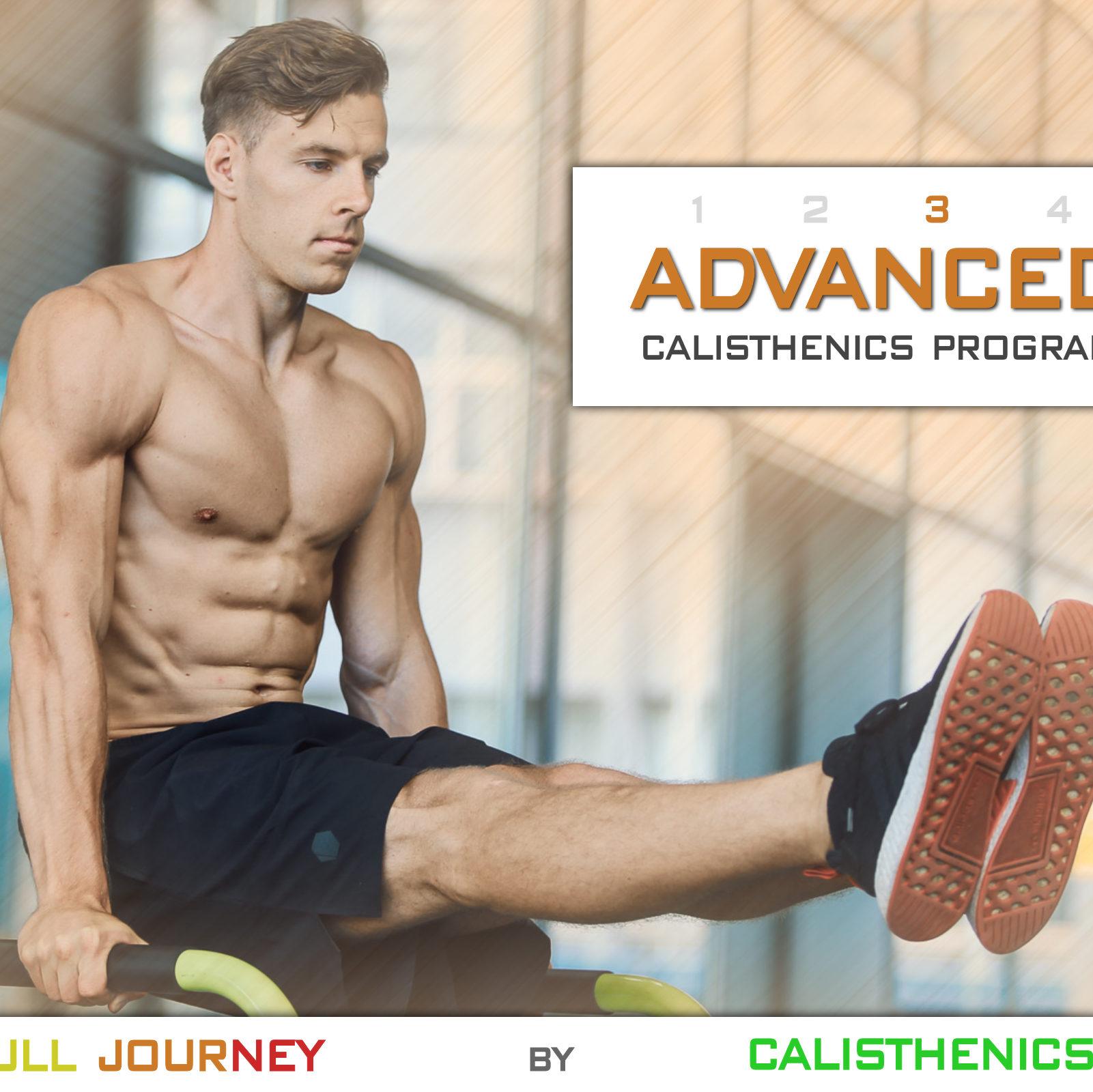 Calisthenics Advanced Workout Program