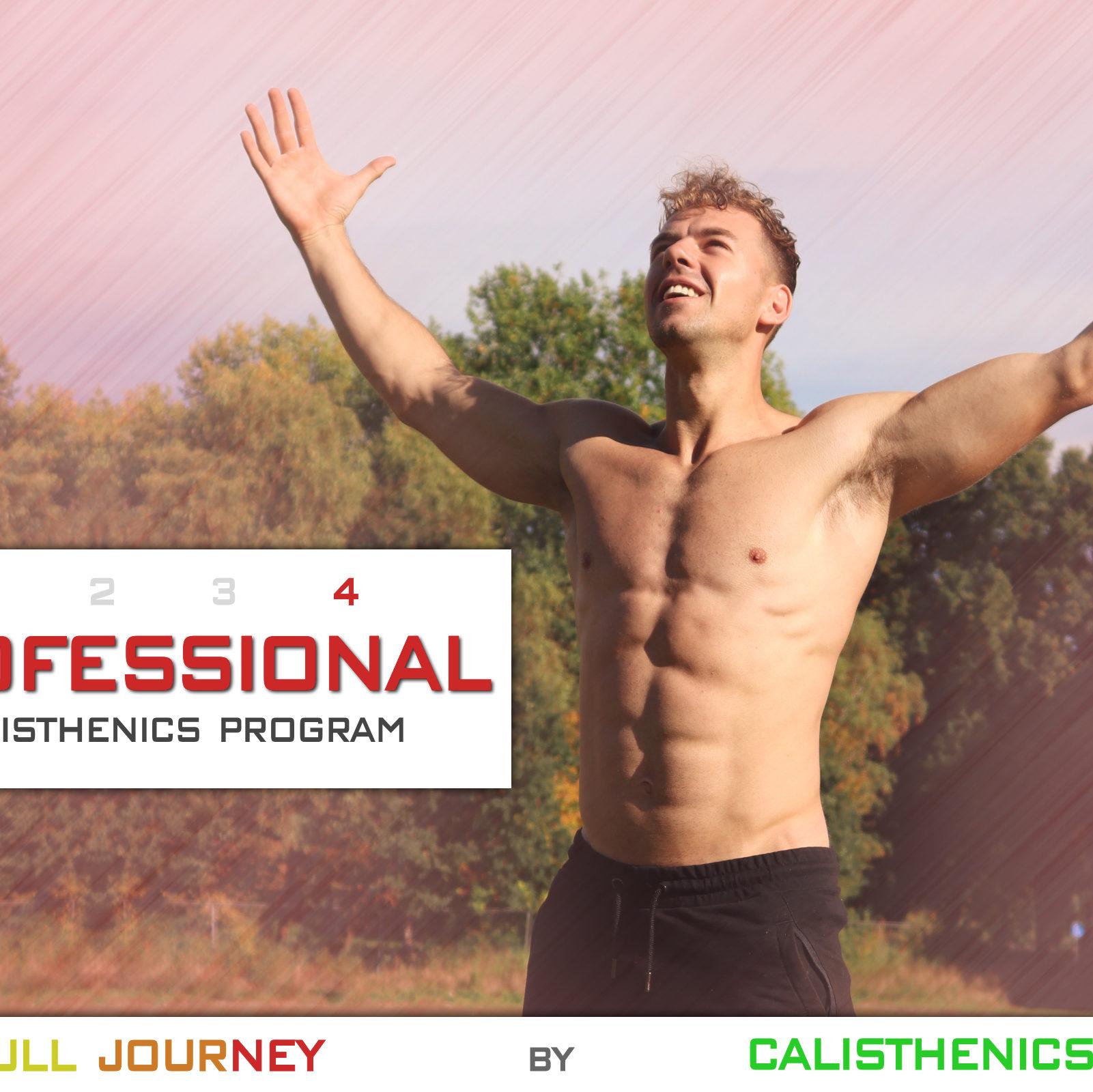 Calisthenics Professional Workout Program