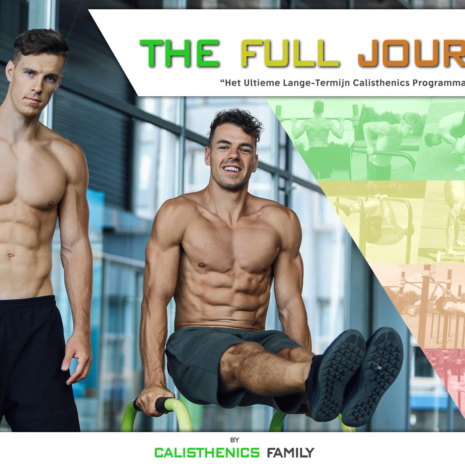 Full Journey Trainingsschema