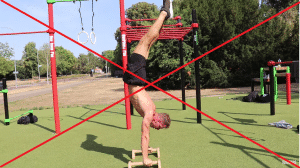 how to fix banana handstand - calisthenics family