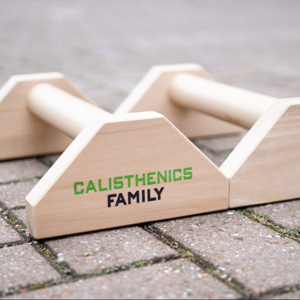 wooden parallettes calisthenics