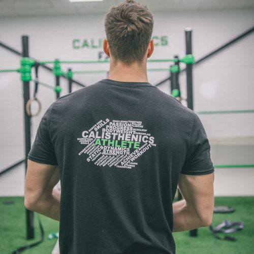 Calisthenics Family Athlete T-shirt