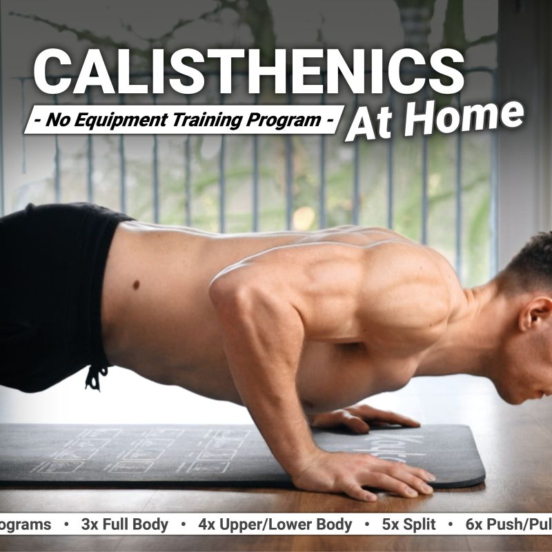 Calisthenics Home Workout Plan