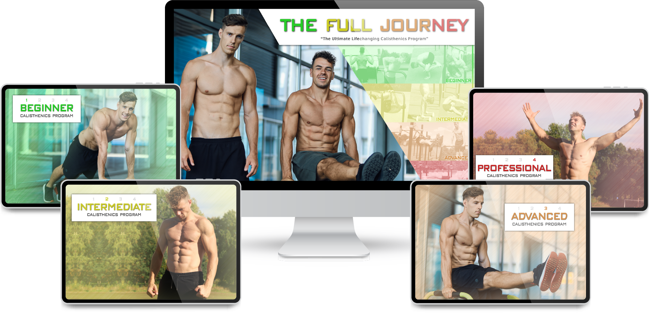 Calisthenics Full Journey Workout Plan by Calisthenics Family