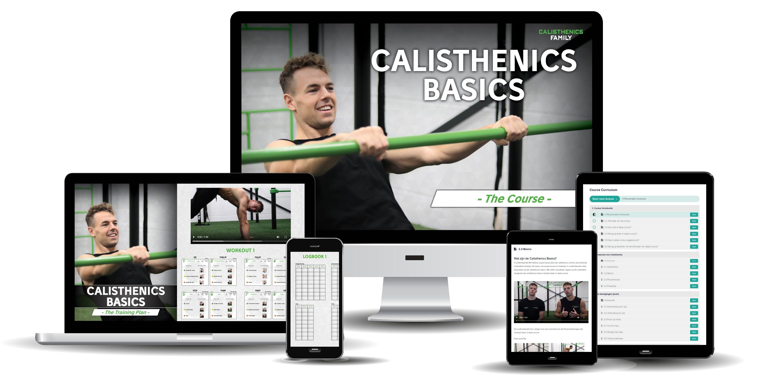 Calisthenics Basics Cursus Trainingsschema