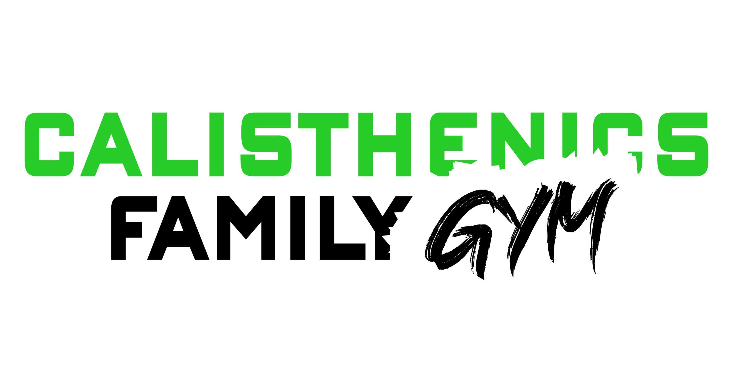 Calisthenics Family Gym