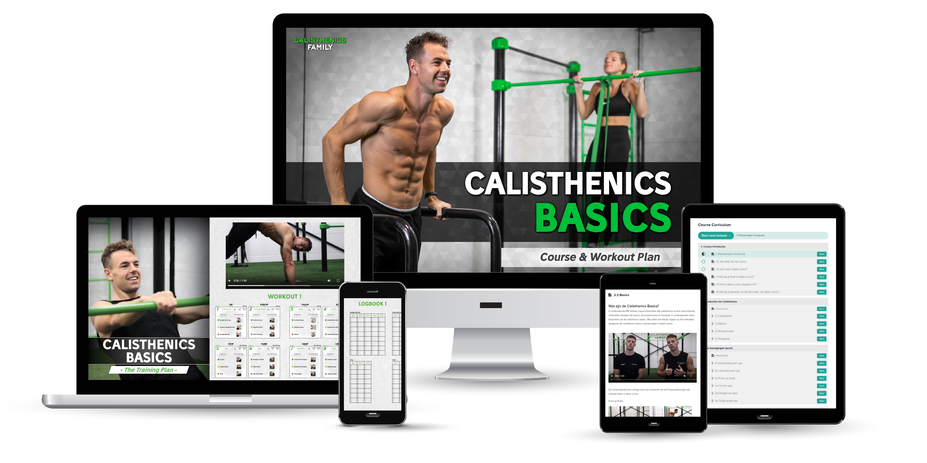 Calisthenics Basics Course Bodyweight Training