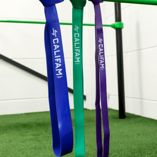 Calisthenics Family Resistance Bands – Set of 3 – Strong