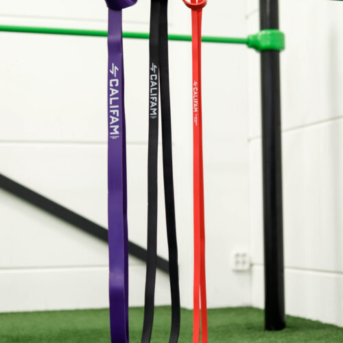 Calisthenics Family Resistance Bands – Set of 3 – Light