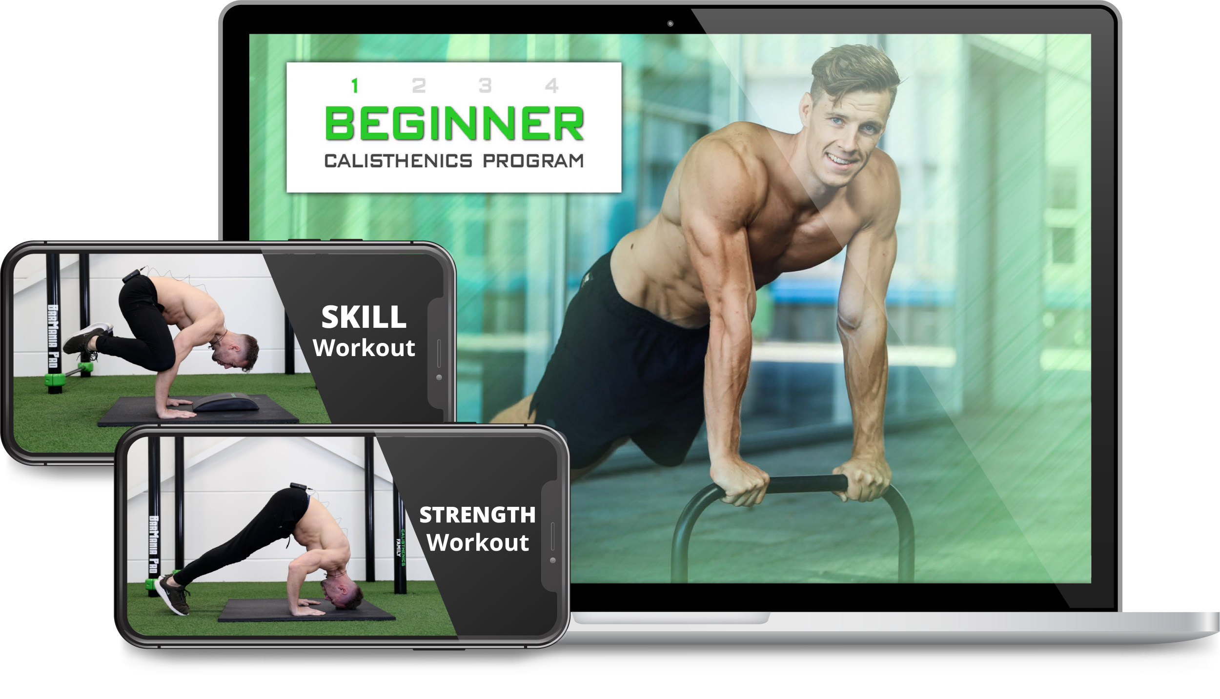 Free Calisthenics beginner workouts