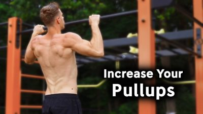 Increase your pull ups