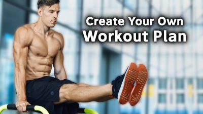 Create Calisthenics Workout plan