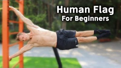 start with the human flag