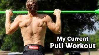 Calisthenics Pull workout routine