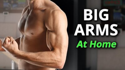 Bigger Arms Workout at Home Calisthenics Family