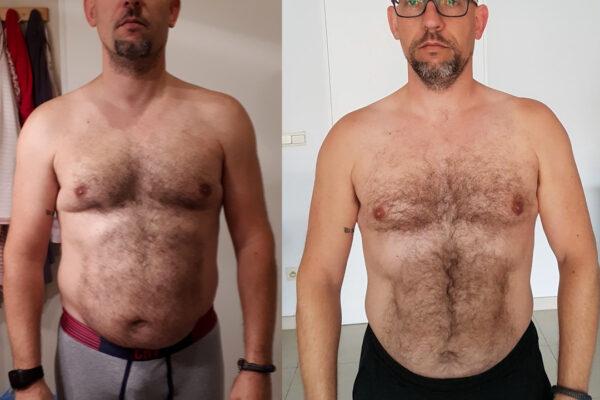 Review Filip Fastre | Calisthenics Weight Loss & Diet | Full Journey