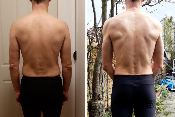 Rob - Transformation Back