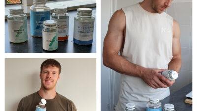 Myprotein supplements calisthenics family