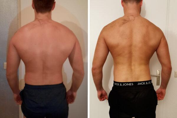 Lars Dekker - Transformation back